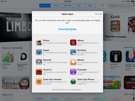 Las apps de iWork e iLife para iOS podrían pasar a ser gratuitas