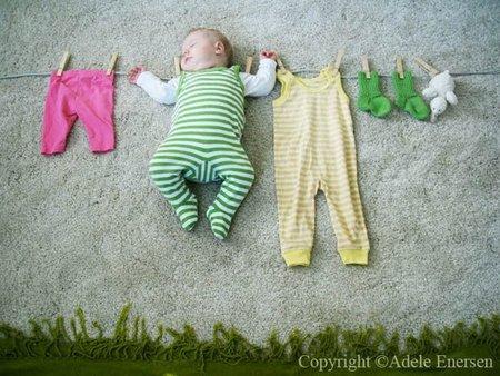 Imaginando los sueños de tu bebé en fotos