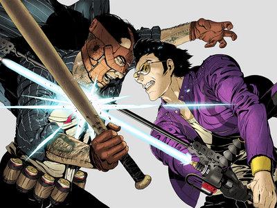 Travis Strikes Again!: No More Heroes está siendo diseñado para poder jugarse usando un solo Joy Con