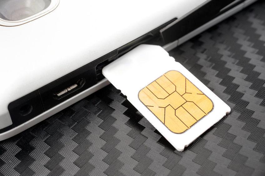 Cómo modificar el código PIN de la tarjeta SIM en un portátil ©Android