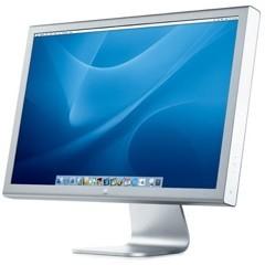 Vuelve el rumor de nuevos Cinema Displays, esta vez para la MacWorld 2007