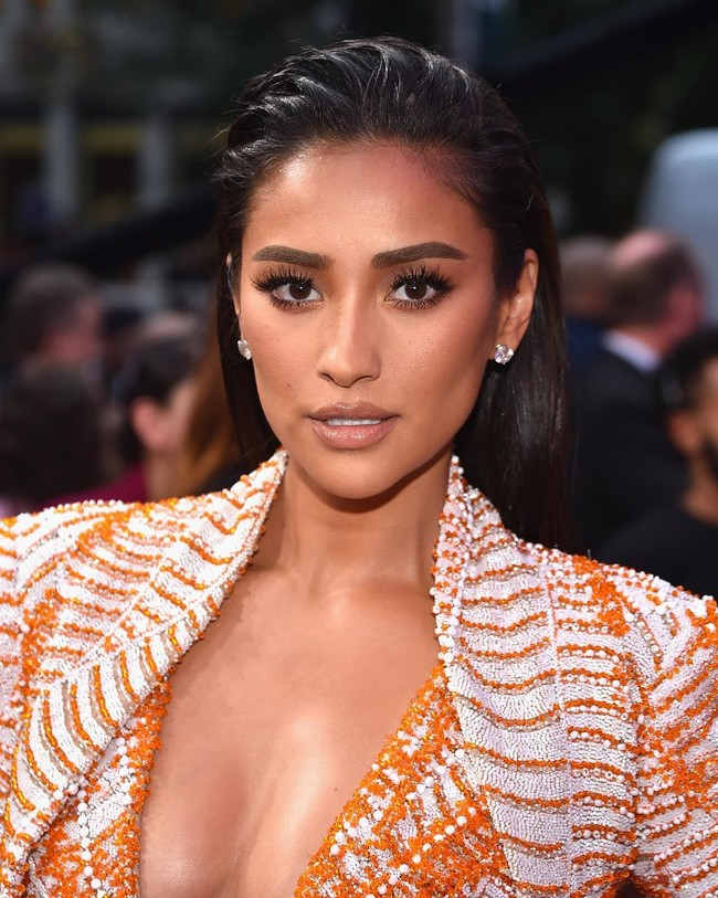 MTV Video Music Awards 2018: Shay Mitchell o cómo noquear al personal con un vertiginoso escote