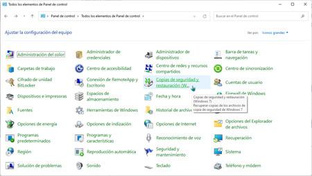 Copia De Seguridad Windows 11