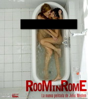 'Room in Rome' de Julio Medem, cartel y vídeo del tráiler