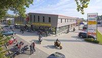 Visita guiada al cuartel general de Ten Kate en Holanda