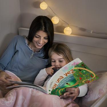 """""""Hay una vez"""", un cuento personalizable para explicar a los niños concebidos mediante reproducción asistida cómo llegaron al mundo"""