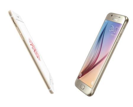 Samsung Galaxy S6 contra iPhone 6: vuelve el gran duelo en la gama alta