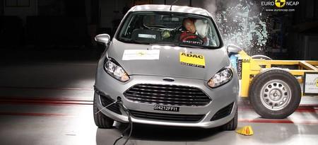 Ford Fiesta Euro Ncap