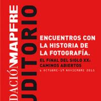 Encuentros con la historia de la fotografía en la Fundación MAPFRE