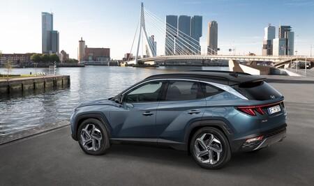 El Hyundai Tucson, entre los tres coches más vendidos de enero