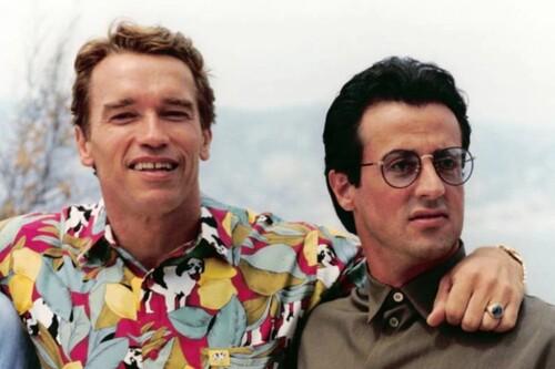Sylvester Stallone contra Arnold Schwarzenegger: ¿quién es el auténtico rey de la taquilla?