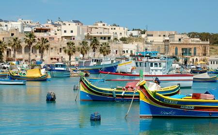 Marsaxlokk, el pueblo de pescadores más colorido de Malta