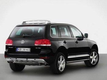 Volkswagen Touareg King Kong