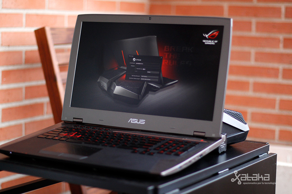 ASUS ROG GX700