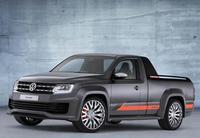 Volkswagen Amarok Power Concept, porque las pick-ups también tienen derecho