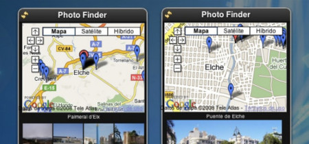 Photofinder: Widget para visualizar fotos de Panoramio desde Dashboard