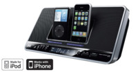 Doble dock para iPhone/iPod de JVC