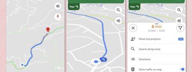 O le das tus datos o te pierdes por el camino: Google Maps limita el guiado si nos negamos a compartir información