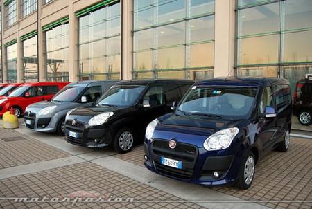 Fiat Doblò, presentación y prueba en Italia (parte 1)
