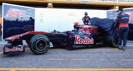 Toro Rosso STR5, el primer Toro Rosso 100%