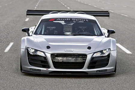 Audi R8 GT3, nacido para correr