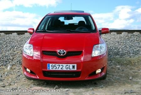 Toyota Auris 1.6 ConfortDrive, prueba (parte 1)