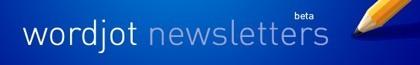 WordJot, servicio de creación de boletines de correo electrónico