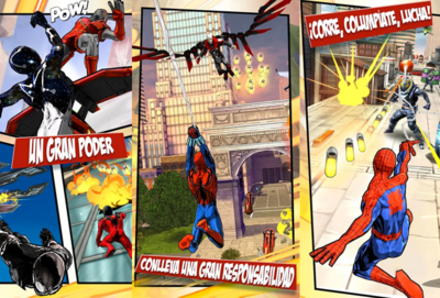 Gameloft lanza Spider-Man Unlimited