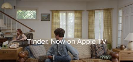 Ya puedes buscar pareja desde tu TV: Tinder llegó a Apple TV