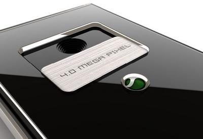 Sony Ericsson Black Diamond, concepto de móvil de un diseñador