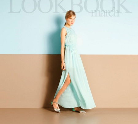 Enamorada de todo el lookbook de marzo 2012 de Massimo Dutti, ¿estaré madurando?