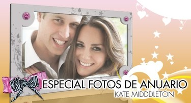 Especial fotos de anuario: Kate Middleton