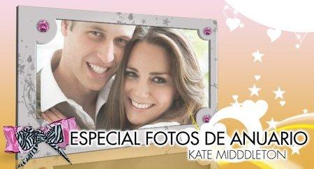 Especial fotos de anuario: Kate Middleton