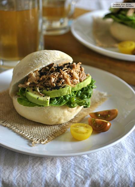 Cocina Facil Y Rapida Para Principiantes | Receta De Bocadillos De Pulled Pork Con Aguacate Receta De Cocina