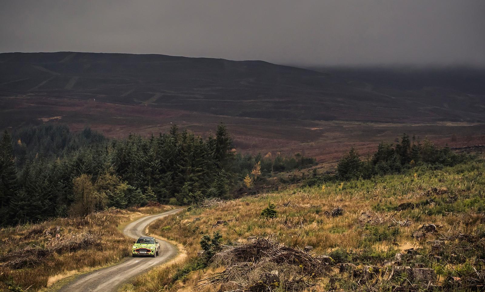 Foto de Aston Martin DBX, primeras imágenes (10/13)