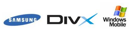 Samsung Omnia primer teléfono Windows Mobile con certificación DivX