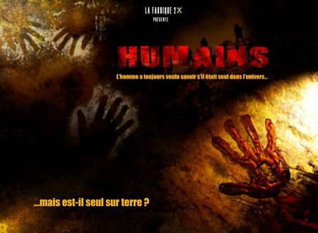 Dominique Pinon protagoniza 'Humains', film de terror sobre el origen de la especie
