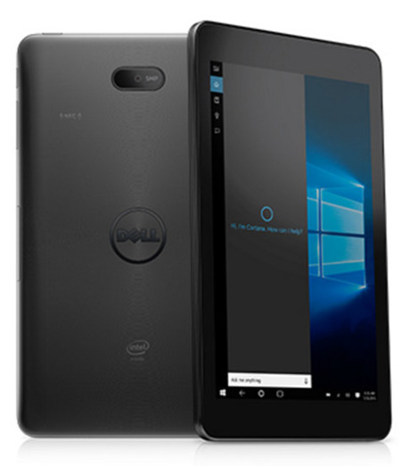 Dell Venue 8 Pro Windows10 2