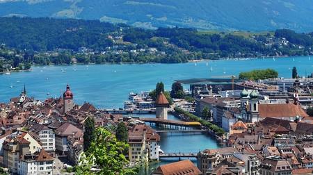 ¿Lucerna es una de las mejores ciudades de Europa?