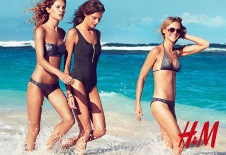 Todos los bañadores de HM Primavera-Verano 2010: las mejores modelos con los bikinis de moda IV