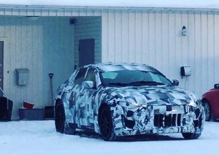 Ferrari Purosangue, el primer SUV de la marca es captado en pruebas, pese al gran esfuerzo por ocultarlo