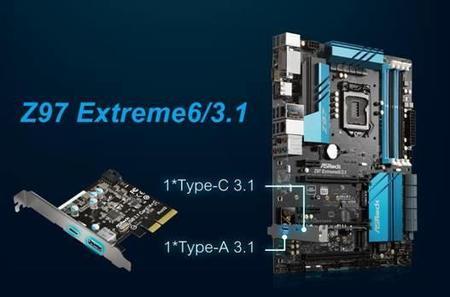 Asrock Z97 Extreme6 Usb 3 1