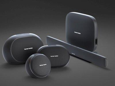 Harman Kardon OMNI+, la nueva apuesta multiroom de la marca con sonido HD