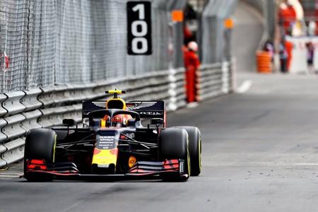 Gasly Monaco Formula 1 2019 2