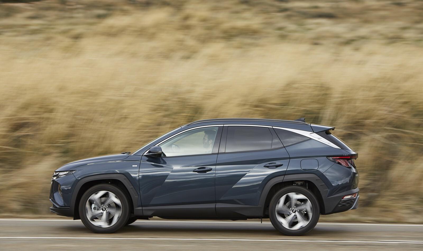 Foto de Hyundai Tucson 2021 (18/42)
