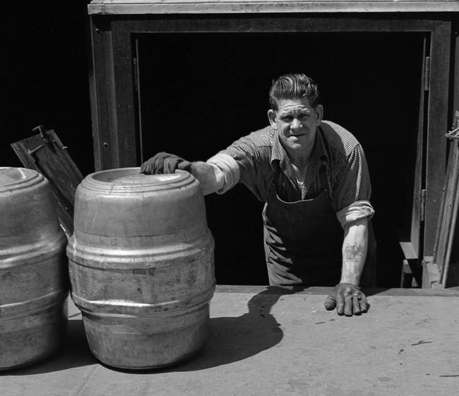 Maravillosas fotografías de Nueva York en los años 50 descubiertas en un desván