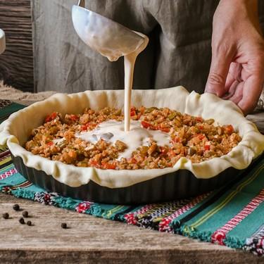 Quiche vegetariana: un plato sencillo, rico y versátil