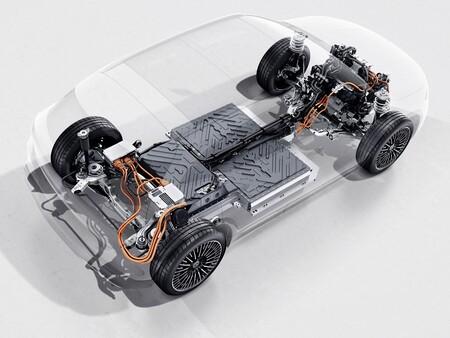Plataforma Mercedes Benz Eqa