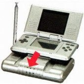 Para ver la TV en una Nintendo DS