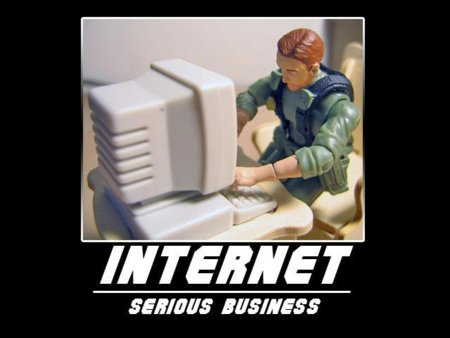Internet is a series of blogs (LXXXVII)